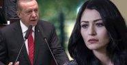 Erdoğan'dan Deniz Çakır'a çok sert tepki!
