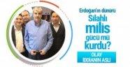 Erdoğan'ın dünürü silahlı milis gücü mü kurdu?