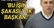 Ersun Yanal'dan Başkan Ali Koç'a: Bu işin şakası yok!