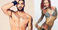 Eser West'in eski karısından Instagram'da cesur paylaşımlar