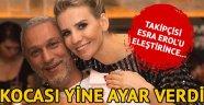 Esra Erol'un kocası Ali Özbir yine yanıt verdi
