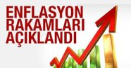 Eylül ayına ilişkin enflasyon rakamları açıklandı