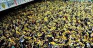 Fenerbahçe taraftarı, Arena'ya gidiyor!
