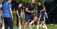 Fenerbahçe'de Beşiktaş derbisinin hazırlıkları sürüyor