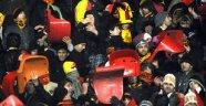 Galatasaraylıları Arena'da çıldırtan anlar!