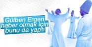 Gülben Ergen semazen paylaşımıyla sosyal medyanın diline düştü!