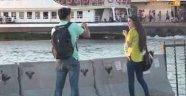 İstanbul Sokaklarında Pokemon GO Oynayarak İnsanları Trollemek