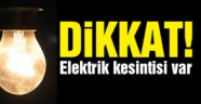 İstanbul'da elektrik kesintisi... Tam 9 ilçede