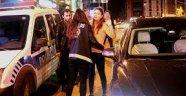 Kadıköy'ü polis bastı