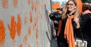 Kadına şiddete karşı bugün turuncu giyin