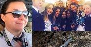 Kaptan Pilot Beril Gebeş'in cenazesi ne oldu?