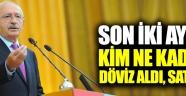 Kılıçdaroğlu Kim aldı kim sattı