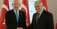 Kılıçdaroğlu ve Yıldırım'dan Afrin açıklaması