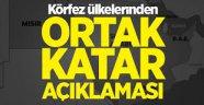 Körfez ülkelerinden Katar'a: Türkiye'nin askeri üssünü kapatın