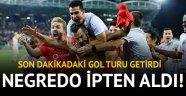 Linz 2 - 1 Beşiktaş