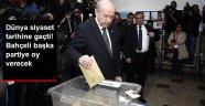 MHP Lideri Bahçeli partisinden Başka Partiye Oy Verecek