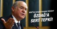 MHP yönetiminde Özdağ'a istifa tepkisi