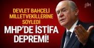 MHP'den 5 vekil istifa edip İYİ Parti'ye geçiyor!