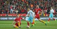 Milli Takımımız Moldova yı 3-1 yendi
