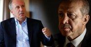 Muharrem İnce'den Erdoğan'a gönderme: Çerçeveletip makam odalarına assınlar