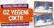 Murat Başoğlu'nun eşini aldattığı kadın öz yeğeni Burcu Başoğlu
