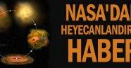 NASA'dan heyecanlandıran haber