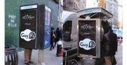 New York'ta mastürbasyon kabini yapıldı