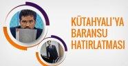 Rasim Ozan Kütahyalı'ya Mehmet Baransu hatırlatması