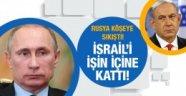 Rusya'nın hain planı! Bu kez İsrail'i işin içine soktu