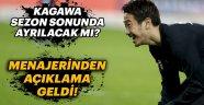 Shinji Kagawa, Beşiktaş'tan ayrılacak mı?