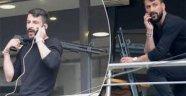 Silahla kafeteryayı bastı: Bakan Soylu arayıp ikna etti!