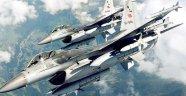 Sınırda ipler gerildi! F-16'lar havalandı