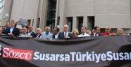 Sözcü çalışanları Gökmen Ulu ve Mediha Olgun tutuklandı