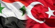 Suriye'de çırak çıktık
