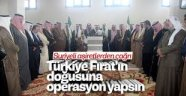 Suriye'deki aşiretlerden Türkiye'ye operasyon çağrısı