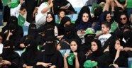 Suudi Kadınlar ilk kez stadyumda
