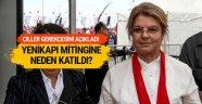 Tansu Çiller AK Parti mitingine neden katıldı?