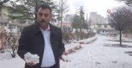 'Termik santralin atıkları yüzünden siyah kar yağıyor'