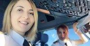 THY bu kez kadın pilot rekoru kırdı!