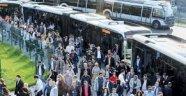 Toplu ulaşımda ücretsiz taşıma uzatıldı