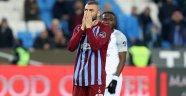 Trabzonspor - Başakşehir'e 3 puan verdi