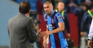 Trabzonspor, Burak Yılmaz'a para cezası verdi