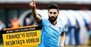 Trabzonspor Mehmet Ekici'yi Beşiktaş'a verdi