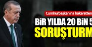 "Türk Ceza Kanunu'na giren ""Cumhurbaşkanına hakaret"" suçu"