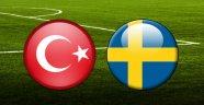 Türkiye İsveç maçı ne zaman? Milli maçlar başlıyor