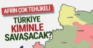 Türkiye kiminle savaşacak?