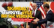 Türkiye'den ABD'ye skandal S-400 sözü!