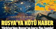 Türkiye'den Rusya'ya karşı flaş hamle!