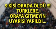 Türklere kritik uyarı ! Salgında çok sayıda ölü var