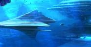UFO Araştırmacısının Google Earth'de Bulduğu Yapı
